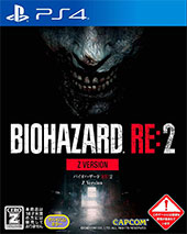 <BIOHAZARD RE:2 Z Version>