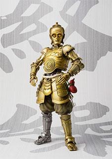 <名将MOVIE REALIZATION 翻訳からくりC-3PO>
