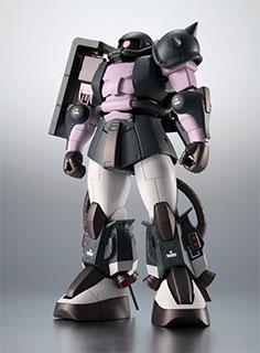 <ROBOT魂 〈SIDE MS〉 MS-06R-1A 高機動型ザクII ver. A.N.I.M.E.~黒い三連星~>