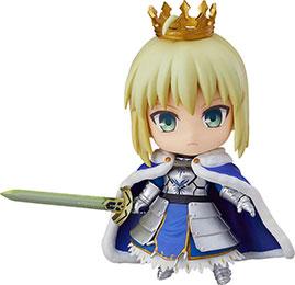 <ねんどろいど Fate/Grand Order セイバー/アルトリア・ペンドラゴン 真名開放 Ver. >