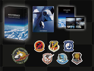 "<ACE COMBAT™ 7: SKIES UNKNOWN COLLECTOR""S EDITION>"