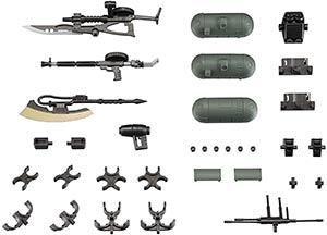 <ROBOT魂 機動戦士ガンダム[SIDE MS] ジオン軍武器セット ver. A.N.I.M.E.>