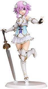 <四女神オンライン CYBER DIMENSION NEPTUNE 1/7スケール 「聖騎士ネプテューヌ」>